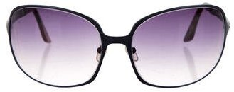 Thakoon Undercover Oversize Sunglasses