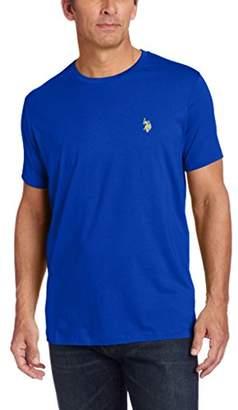 U.S. Polo Assn. Men's Crew Neck Pony T-Shirt