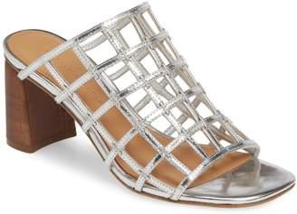 Sigerson Morrison Diana Cage Slide Sandal