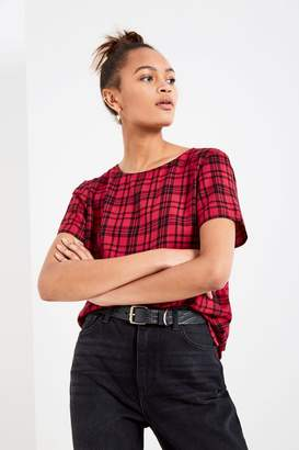 Jack Wills Beacontree Checked Tee