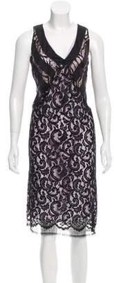 Tome Lace V-Neck Dress