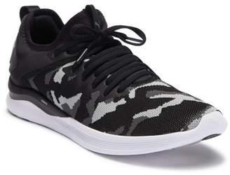 Puma Ignite Flash Camo Knit Sneaker