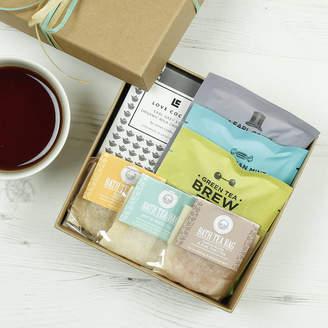 green tulip ethical living Tea Lover's Natural Gift Set
