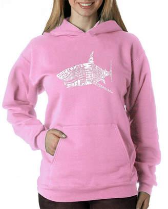 LOS ANGELES POP ART Los Angeles Pop Art Species Of Shark Sweatshirt