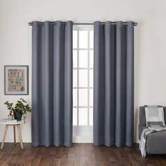 Langley Street Marnie Solid Blackout Thermal Grommet Curtain Panels