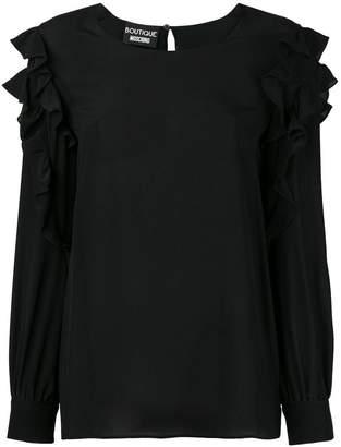 Moschino ruffled blouse