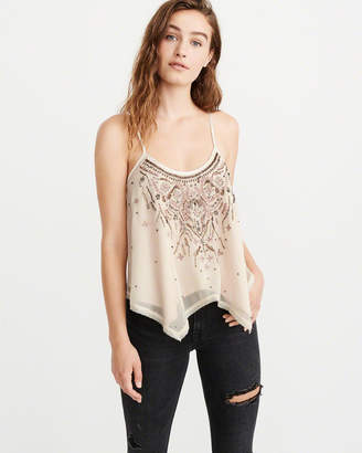 Abercrombie & Fitch Beaded Cami