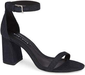 Alice + Olivia Lillian Ankle Strap Sandal