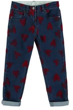 Stella McCartney Lohan Organic Cotton Slim Jeans