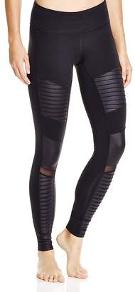 Alo Yoga Moto Leggings $110 thestylecure.com