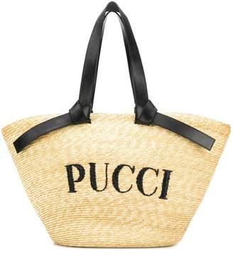 Emilio Pucci (エミリオプッチ) - Emilio Pucci Rascello トートバッグ