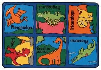 Kids Value Rugs Dino-Mite Kids Rug Kids Value Rugs