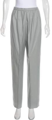 Valentino High-Rise Wide-Leg Pants