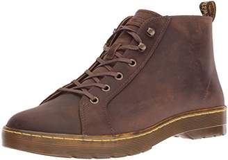 Dr. Martens Men's Coburg Crazy Horse Chukka Boot