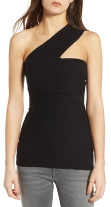 Women's Bailey 44 Spin Out One-Shoulder Top $158 thestylecure.com