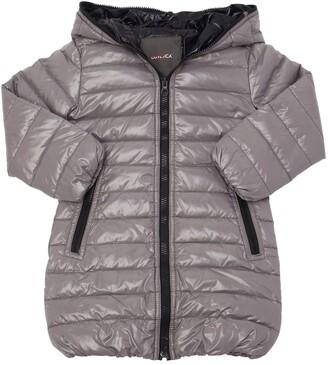 Duvetica Ace J Water-Resistant Nylon Down Coat