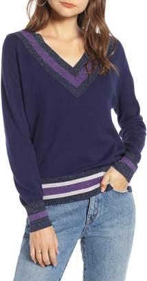 Treasure & Bond Raglan Sleeve Sweater