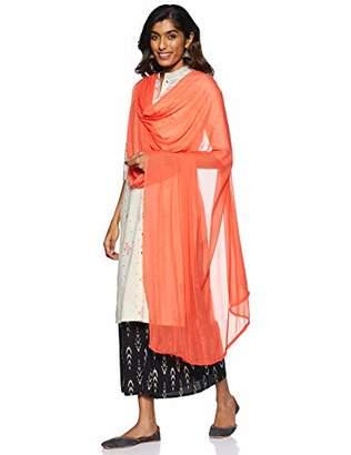Wild Hazel Shawls and Wraps Party Scarf For Women Solid Chiffon Long Girls Fashion Scarves By-Wild Hazel_DUPT607
