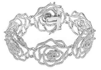 Kenneth Jay Lane CZ by Cz By Plated Bracelet