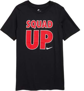 Nike Sportswear Squad Up T-Shirt