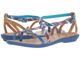 Crocs Isabella Gladiator Graphic Sandal Women's Shoes