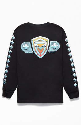Independent Sk8 Mafia Shield Long Sleeve T-Shirt