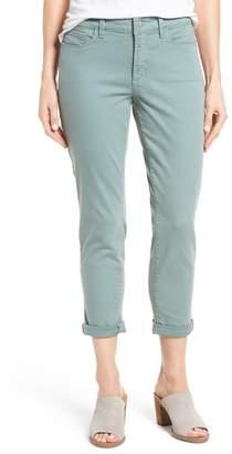 NYDJ Alina Convertible Ankle Slim Fit Jeans (Petite)