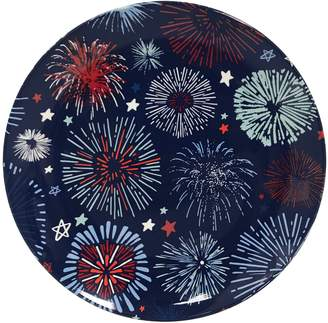 Americana Celebrate Together Fireworks Salad Plate