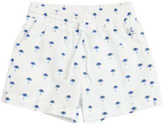 Il Gufo Palms Printed Swim Shorts