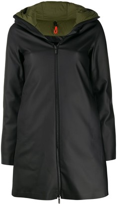 Rrd hooded waterproof coat