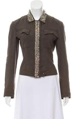 Ter Et Bantine Embellished Long Sleeve Jacket