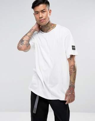 Night Addict Center Seam T-Shirt