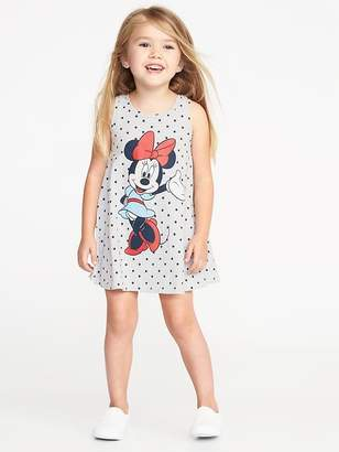 Old Navy Disney© Minnie Mouse Swing Tank Dress for Toddler Girls