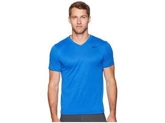 Nike Legend 2.0 Short Sleeve V-Neck Tee