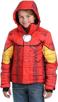 Iron Man FUNWEAR Kids Snow Jacket