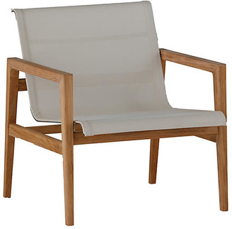 Coast Outdoor Lounge Chair - Ivory - SUMMER CLASSICS INC