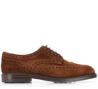 Berwick Shoes Marron ブーツ