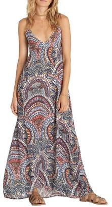 Women's Billabong Places To Be Maxi Dress $59.95 thestylecure.com