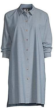 Lafayette 148 New York Women's Kyrie Button-Front Blouse