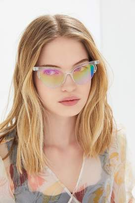Urban Outfitters Electra Sporty Cat-Eye Sunglasses