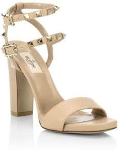 Valentino Rockstud High Heel Sandals