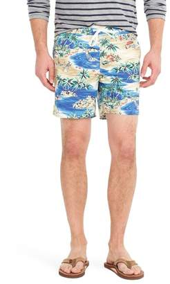 J.Crew J. CREW Island Print Swim Trunks