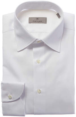 Canali Sartorial Slim Fit Dress Shirt
