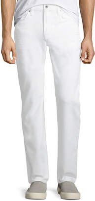 Joe's Jeans Men's The Brixton Slim-Straight Jeans, White