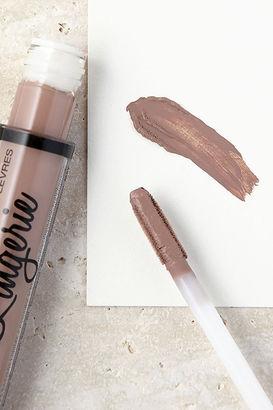 NYX Corset Nude Lip Lingerie Liquid Lipstick $7 thestylecure.com