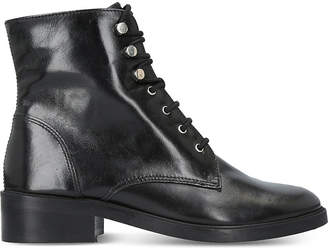Carvela Skewer leather boots
