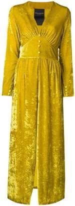 Cavallini Erika fitted waist dress