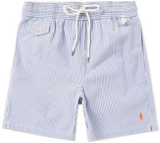 Polo Ralph Lauren Seersucker Traveller Swim Short