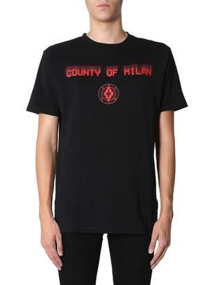 Marcelo Burlon County of Milan Cotton Jersey T-shirt