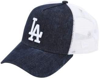 New Era Los Angeles Dodgers Cotton Trucker Hat